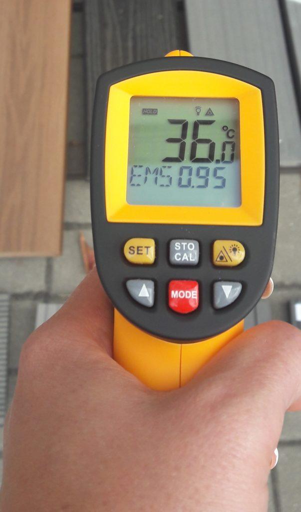 Měření pomocí pyrometru